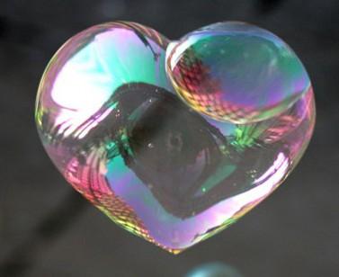 bubbleheart