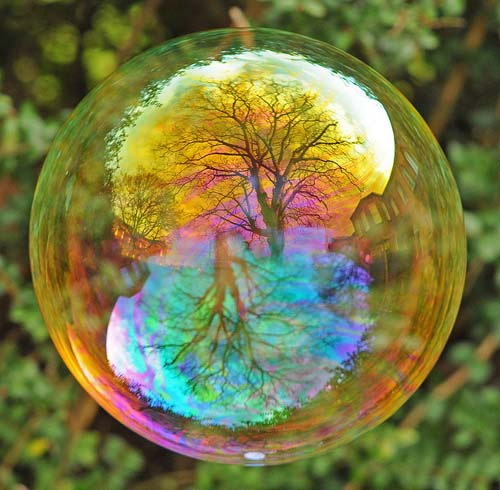Fall Bubble