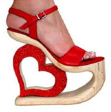 Weird-Heels