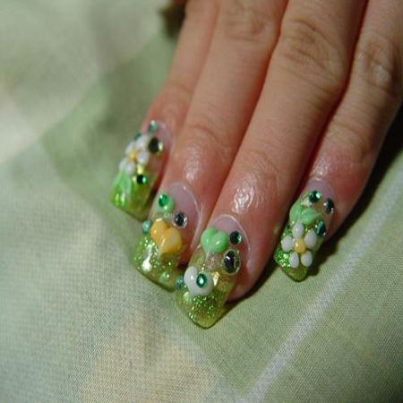 Japanese Nail Art 2012 (13)