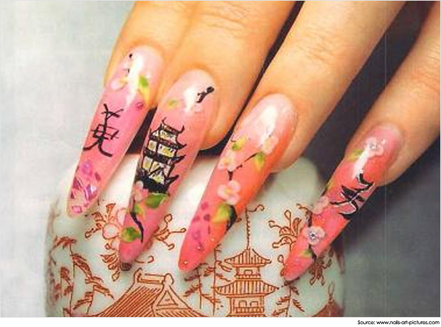 Japanese-Nail-Art-Traditional-Japanese-Art