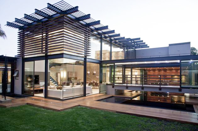 Nico Van Der Meulen Architects, South Africa