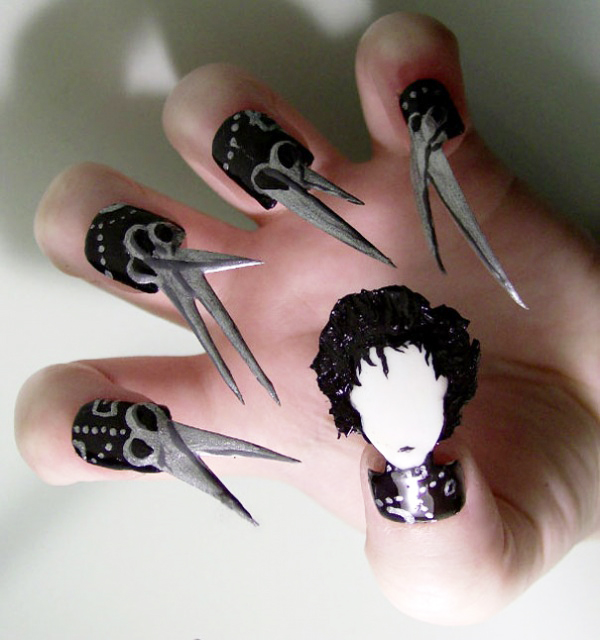 Crazy-Nail-Art-Designs
