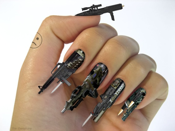 gun-nails