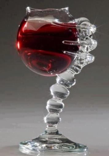 unusual wine glass 1