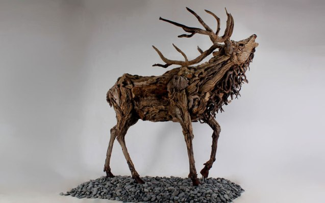 driftwood-animal-sculptures-jame-doran-webb-6