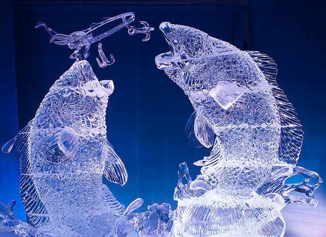 Creative Ice Sculptures (10)
