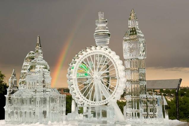 Creative Ice Sculptures (3)