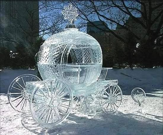 Creative Ice Sculptures (8)