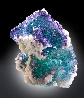 fluorite-crystals