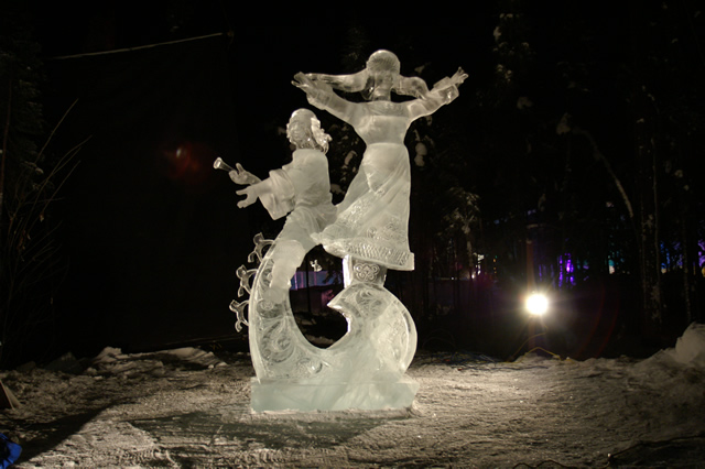 ice-sculpture