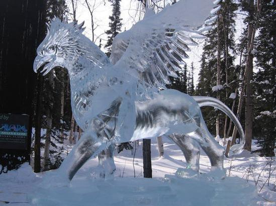 ice-sculptures