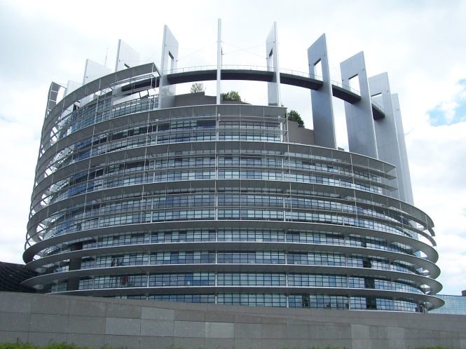 European Parliment Building