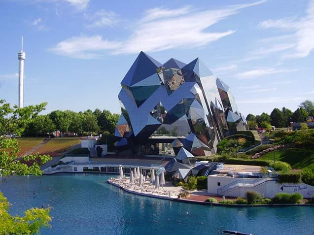 Futuroscope Theme Park (Poitiers, France)