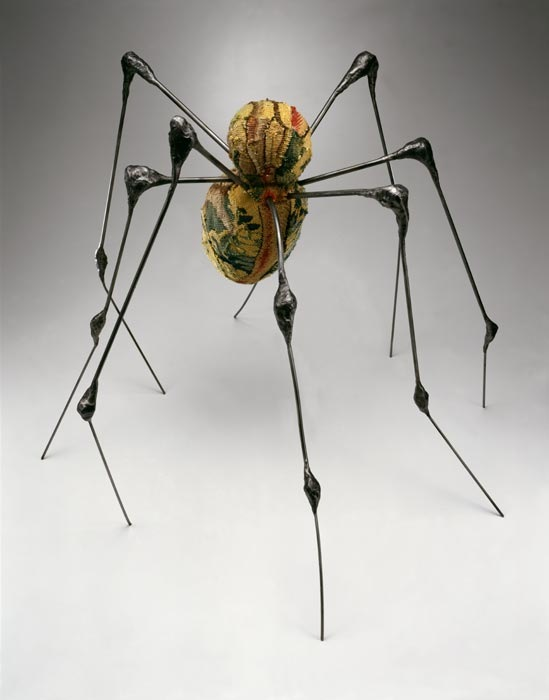 louise bourgeois spider 2003