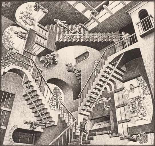 LW389-MC-Escher-Relativity-19531