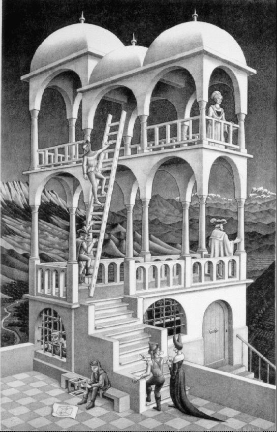 lw426-mc-escher-belvedere-1958