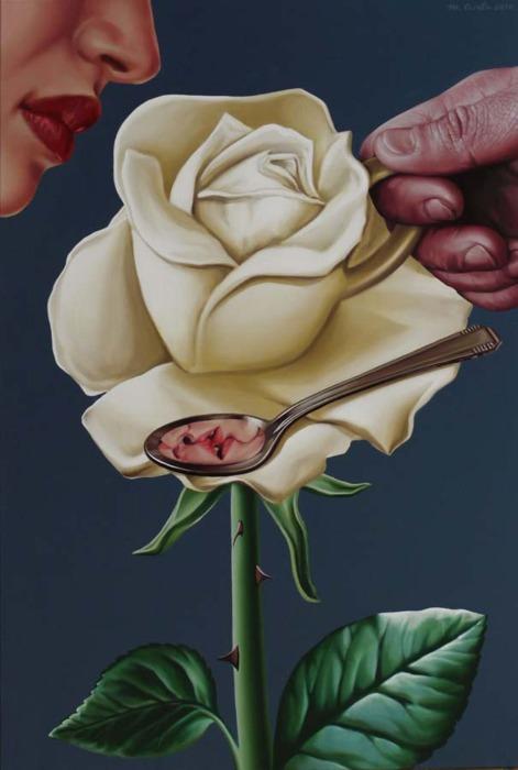 Mihai Criste 1975 - Romanian Surrealist painter - Tutt'Art@ (11)