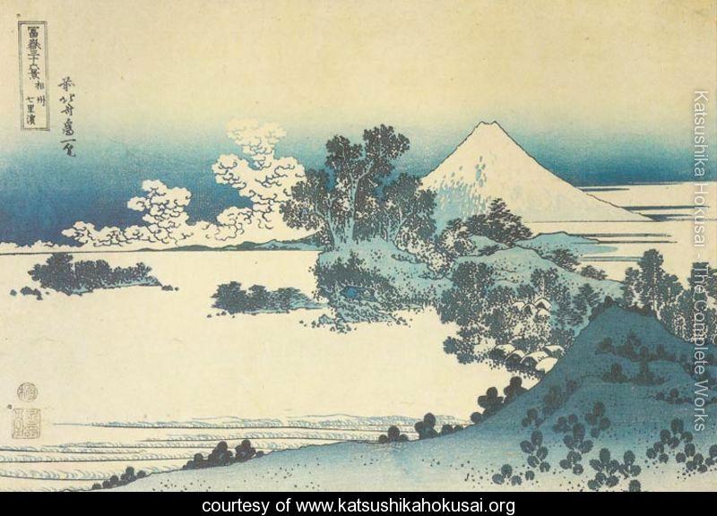 Shichirigahama-in-Sagami-Province-(Soshu-Shichirigahama)-large