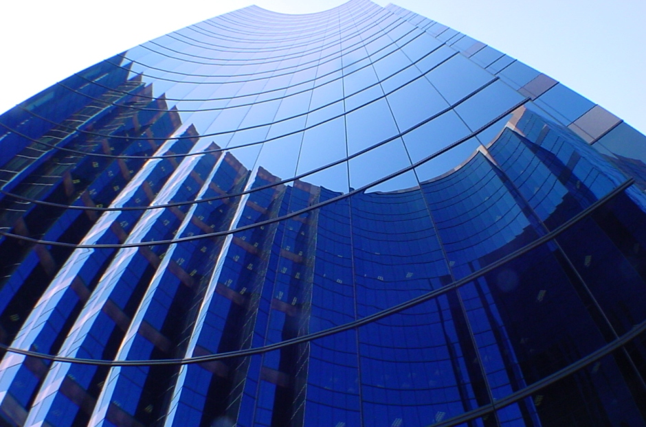 Orange_County_CA_Downtown_office_buildings_curvy_glass