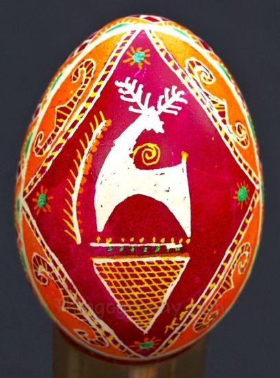 Pysanky Ukrainian Easter Eggs